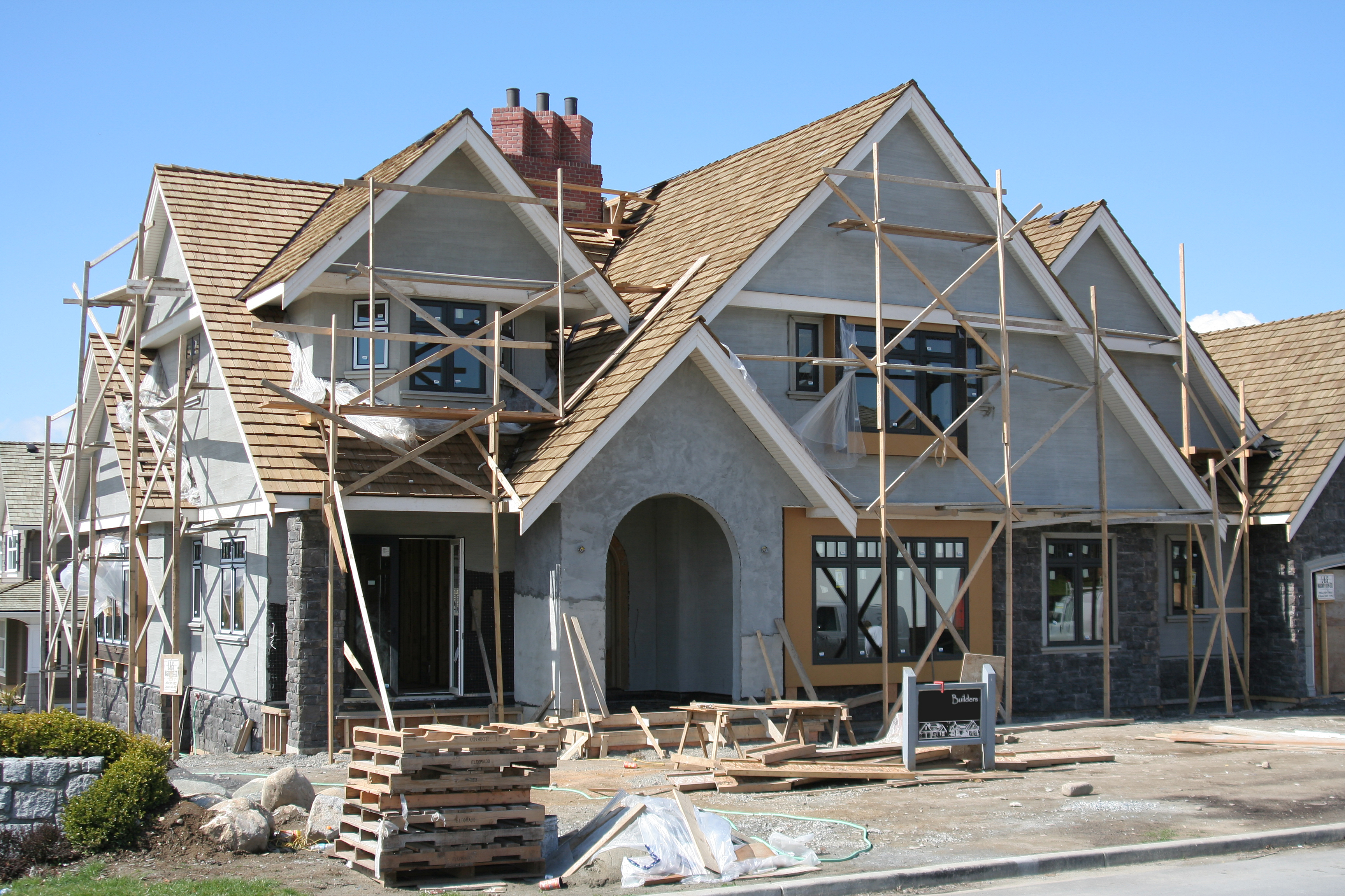 bygge nyt hus erfaringer